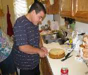 Making Cheesecakes 122009