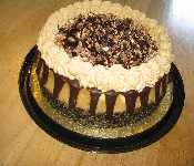 Snickers Cheesecake 092010