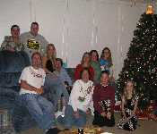 Christmas At Robert And Tamera's 12 24 07 Group