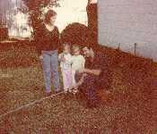 Dad, Mom, Katheryn, And Marlene 1983