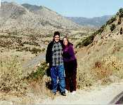 Dave And Mom In Co.