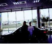 David And Marlene Picking Up Davids First New Car