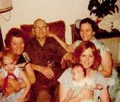 Great Grandparents, Loretta, Evelyn, Michelle, And Amanda