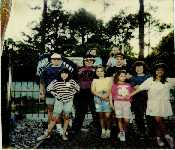Kids Putt Putt Party 1992 David 15 Girls 12