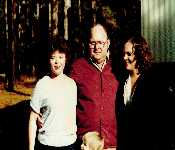 Lynn, Grandpa W., Mom And Lisa