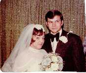 Mom And Dad On There Wedding Day