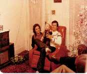 Mom, Dad And Dave Christmas 1978